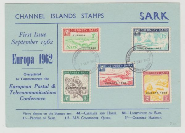 Sark Europa Issue