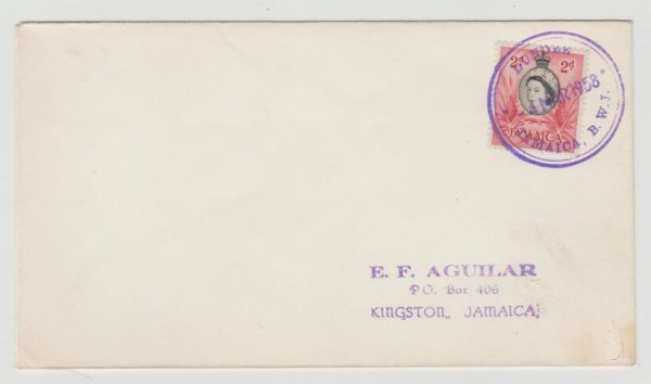 Jamaica rural datestamp
