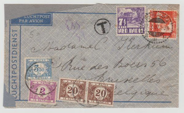 Dutch East Indies 1937