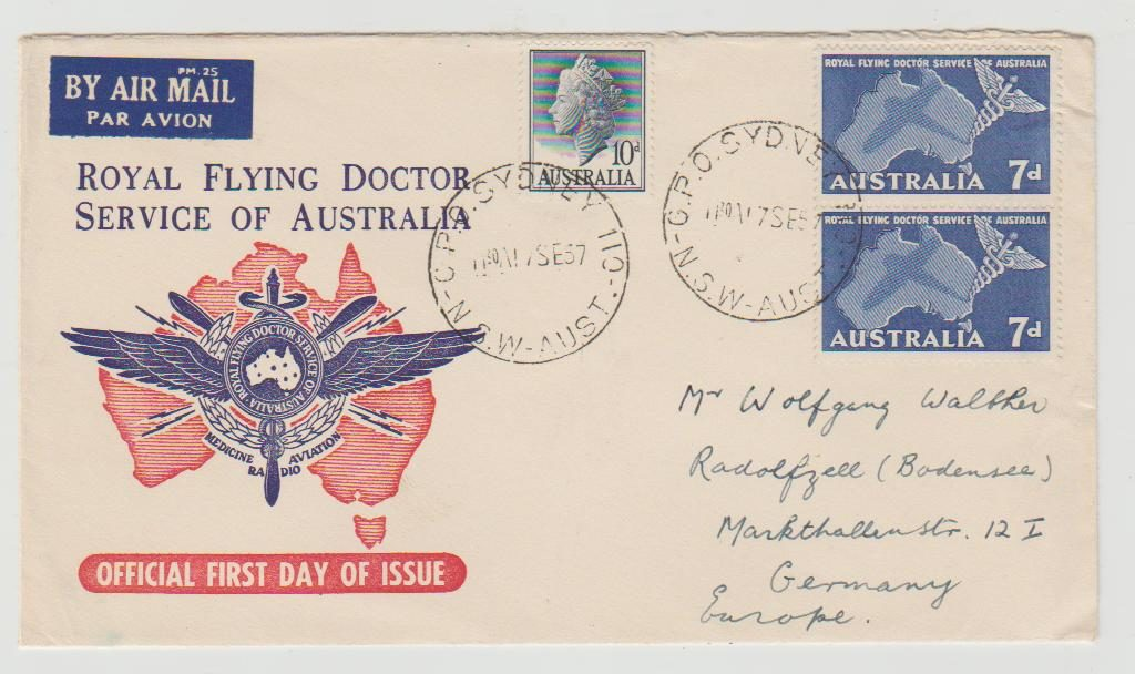 Australia Flying Doctor 1957
