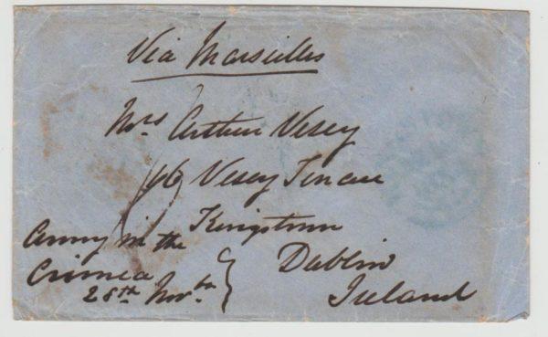 GB Crimean War 1854