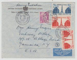 France UN General Assembly Paris 1951