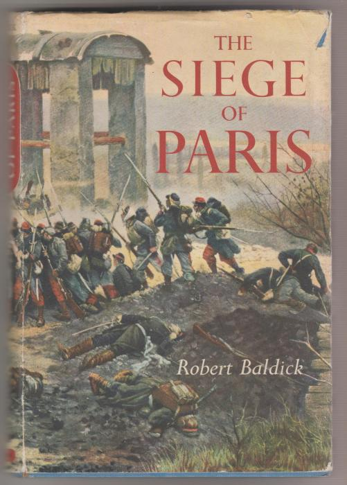 THE SIEGE OF PARIS