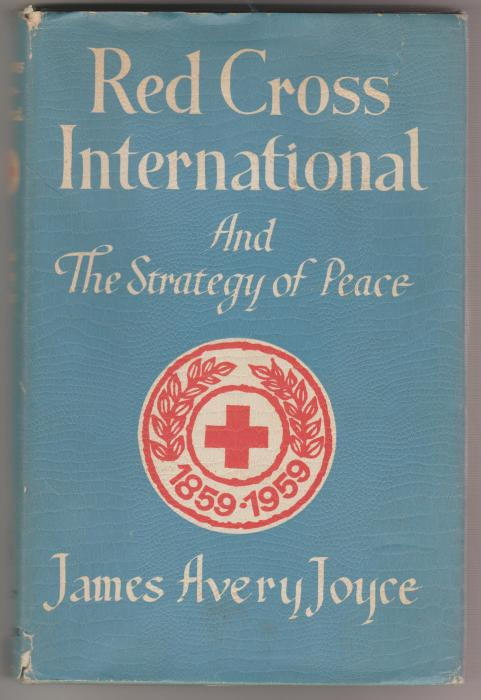 BOOK RED CROSS INTERNATIONAL