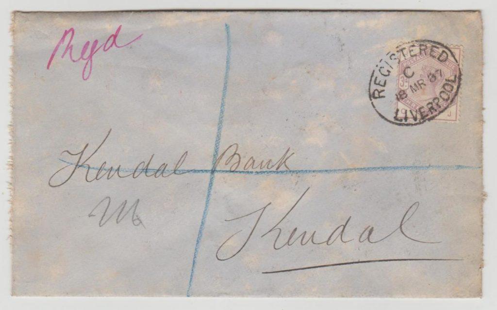 GB Registered 1887